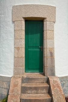 キブロン灯台ドアhdr