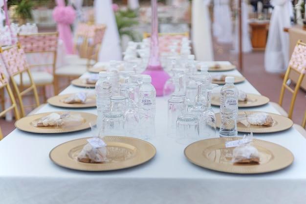 Quinceaera  marriage decoration