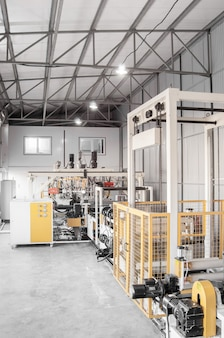 Quipment for the production and fabrication of durable polyethylene and polypropylene for packaging