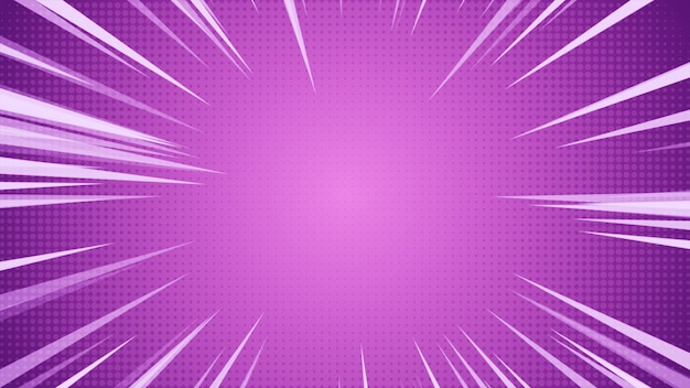 Радиальный фон полутонов и скоростных абстрактных линий