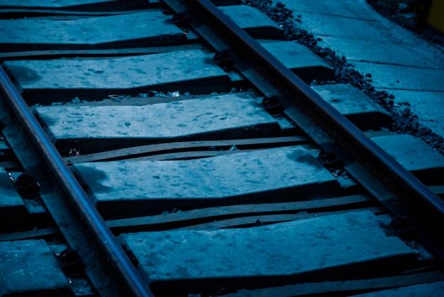 Binari della ferrovia