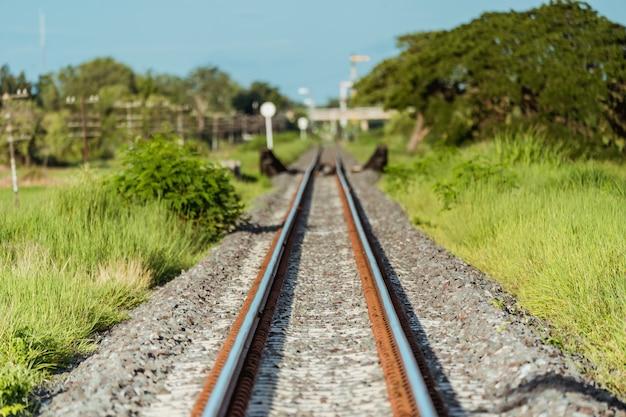 Железная дорога для железнодорожных перевозок