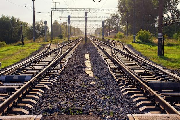 철도는 여름에 아름답다