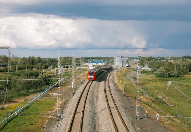 Железнодорожная линия