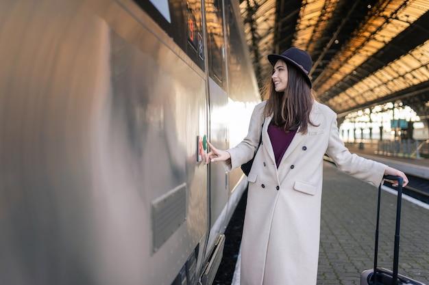 Концепция железнодорожной поездки