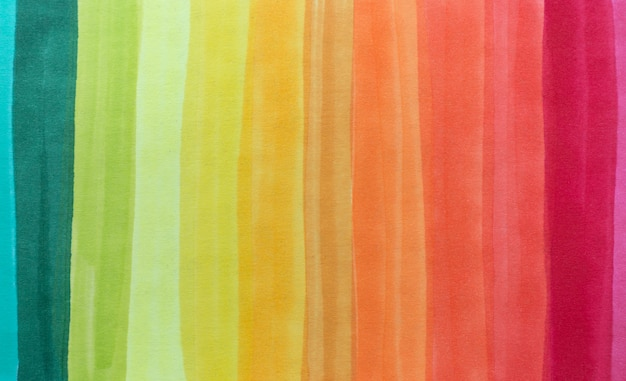 Rainbow gradient colorful background abstract marker texture