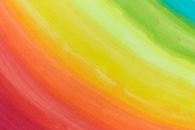 Rainbow gradient colorful background. abstract marker texture.