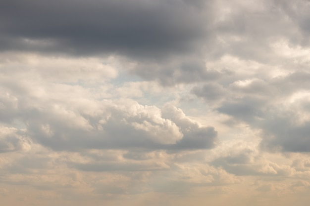 Rainy sky blue color abstract backgroun