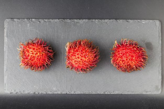 ランブータン果実