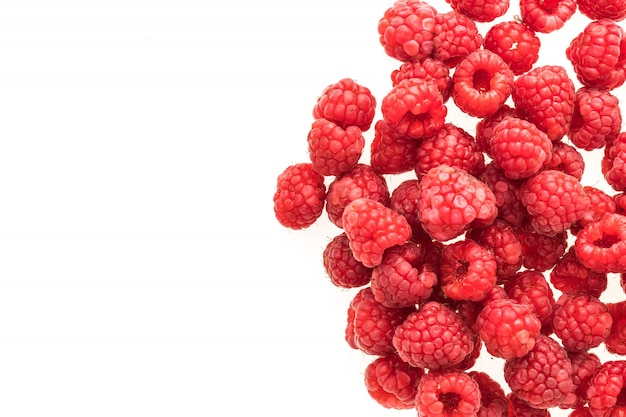 Rasberry fruit