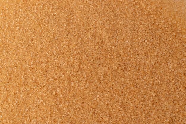 Сырая поверхность тростникового сахара