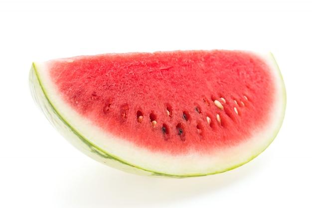 Raw red background slice summer