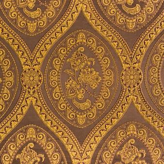 未加工繊維布材料テクスチャの背景