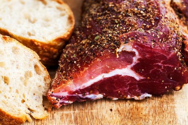 Готовые и фабричные изделия из мяса