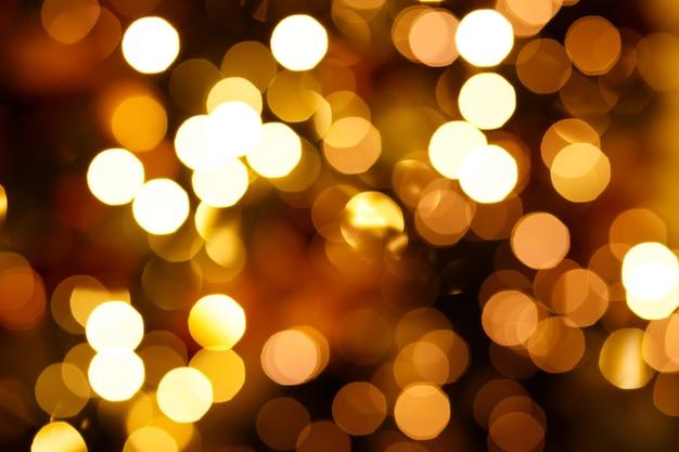 あなたのプロジェクトのためのオーバーレイのような本物のクリスマスツリーのボケ味