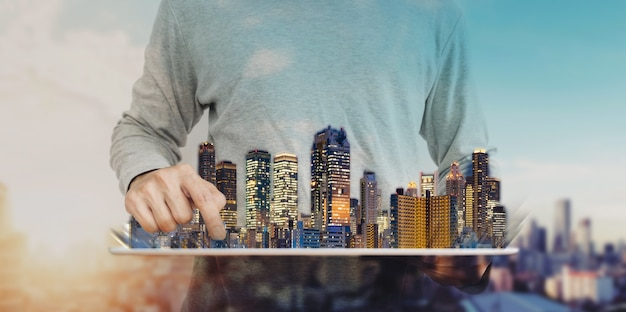 Операции с недвижимостью и строительные технологии