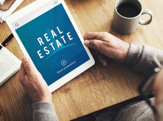 부동산 부동산 구매 개념