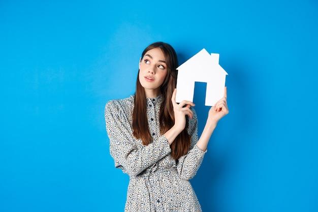 Недвижимость, риэлторы и страховая концепция.