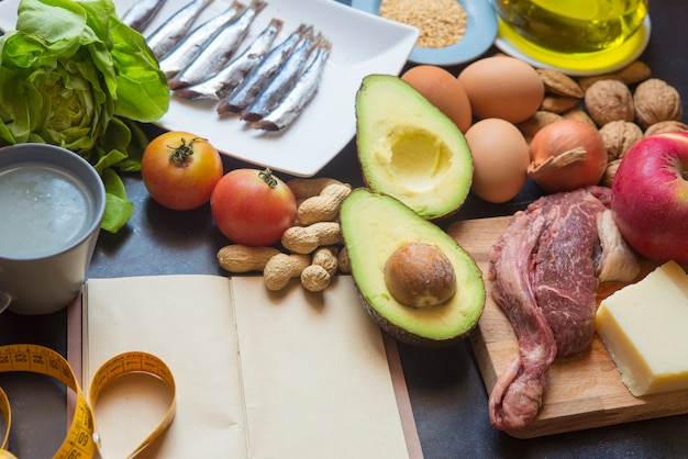 Real ketogenic diet