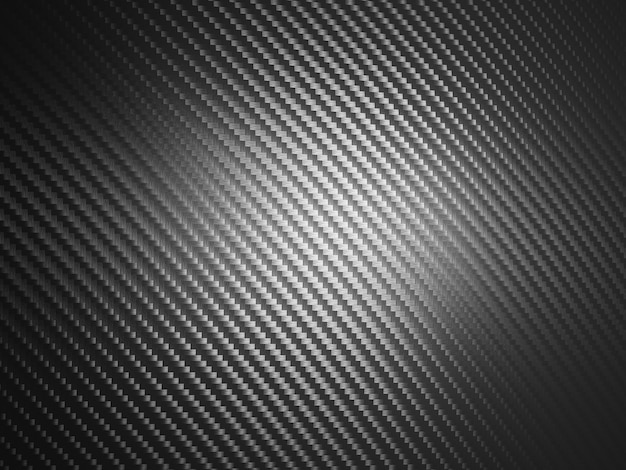 リアルな炭素繊維の質感の背景