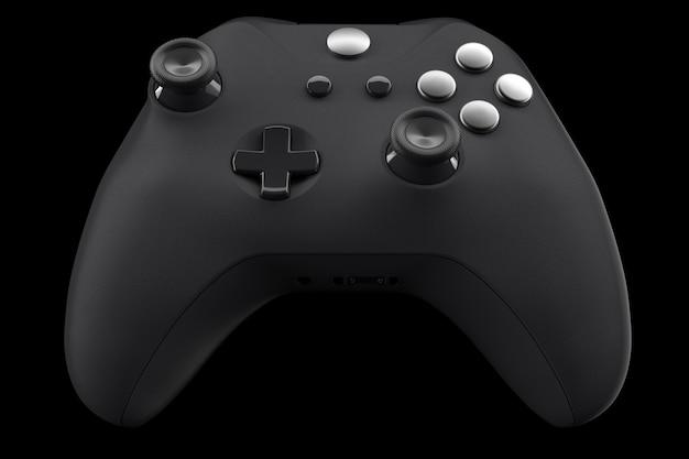 分離されたリアルなビデオゲームコントローラー