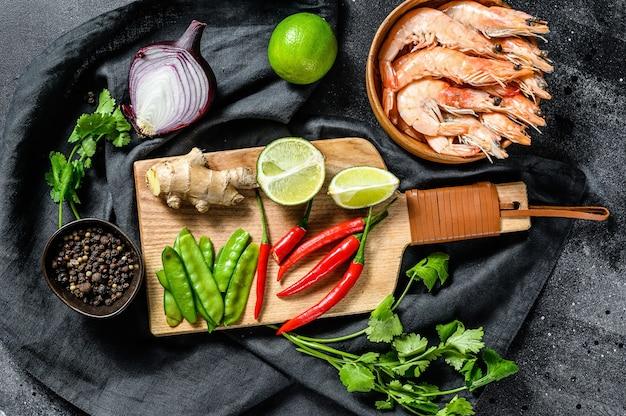 Рецепт и ингредиенты том кха гай. куриный суп по-тайски галангал на кокосовом молоке