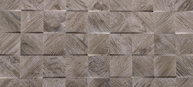 Rectangular background of stone surface from squares of stone