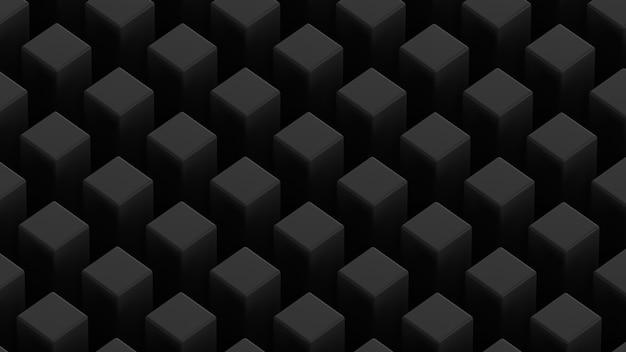 Rectangular bars. dark style. decorative background