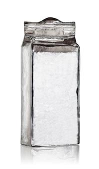 Rectangular glossy packaging