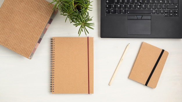 Recycable stationary and office eco friendly, plastic free supplies, home office desktop organisation, work from home, online business idea