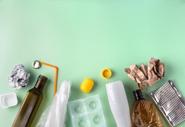 Перерабатываемые материалы для переработки и утилизации