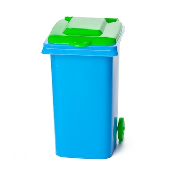 Recycle bin isolated
