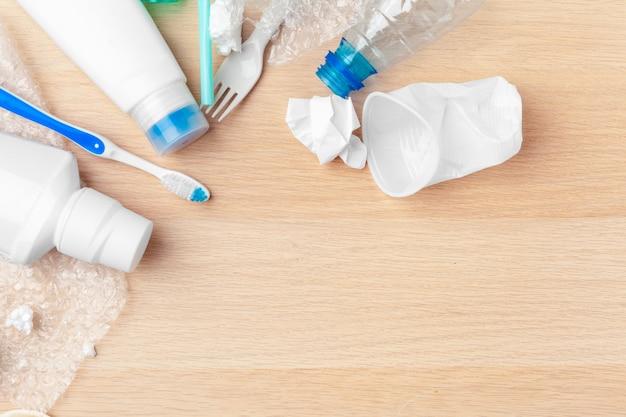 Recycle, всемирный день окружающей среды и экологическая концепция
