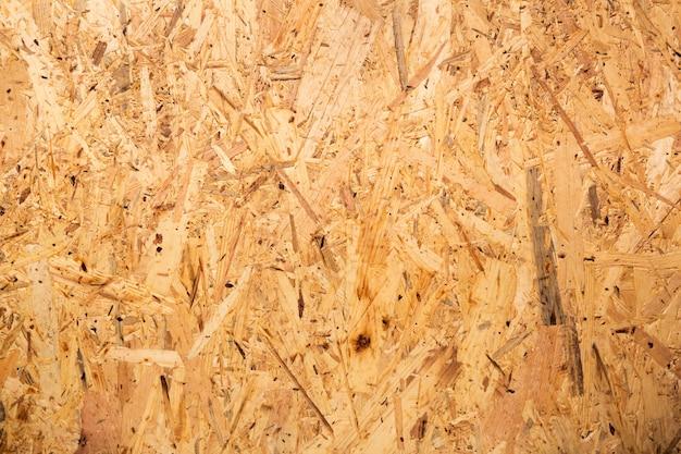 Переработанная прессованная древесная стружка