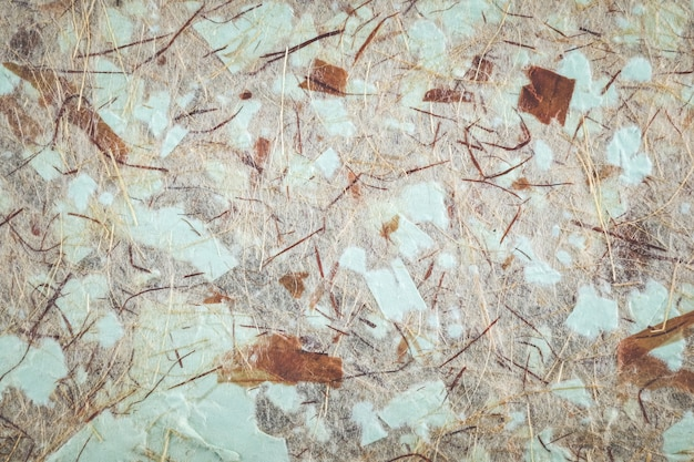 Recycled handmade paper texture.