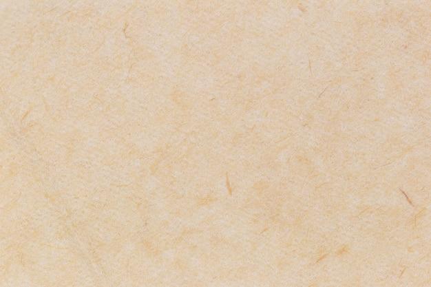 그래픽 디자인을위한 종이 상자에서 재활용 된 종이 질감 배경 또는 골 판지 표면.