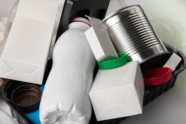 Riciclaggio dei rifiuti sanitari