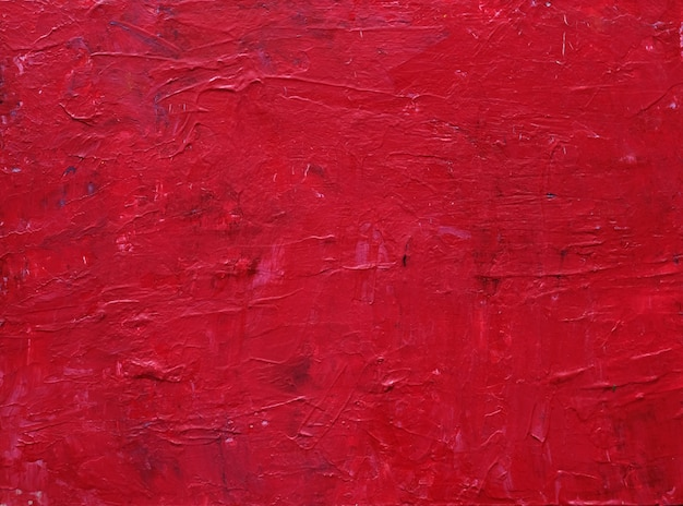 Red abstract art background color texture