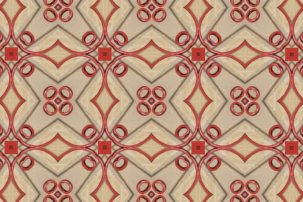 Red abstract background pattern