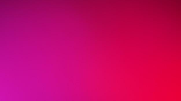 빨간색과 마젠타색 배경입니다. 추상 흐리게 그라데이션 배경입니다. 배너 템플릿입니다.