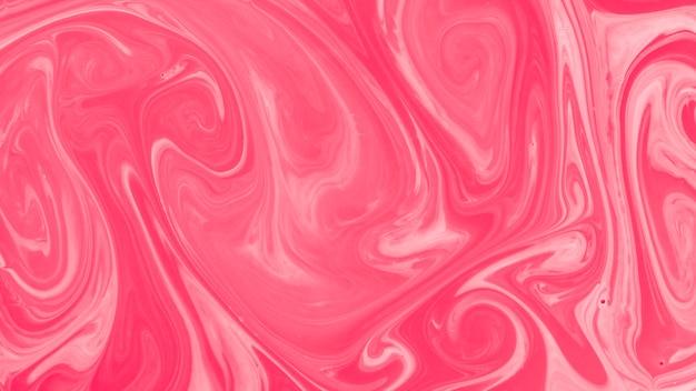 赤とピンクの大理石の混合テクスチャパターン背景