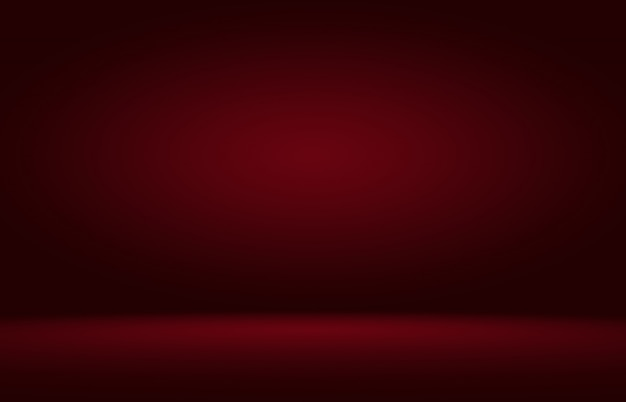 Red for background and display your product