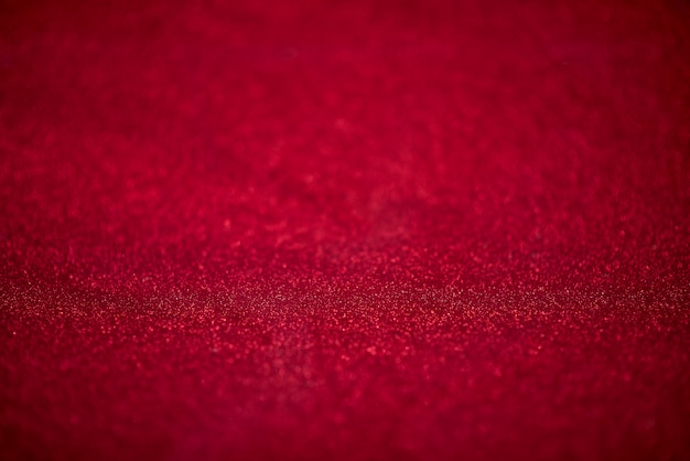Red background image blur bokeh background concept