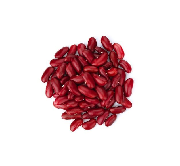 空白で隔離の小豆