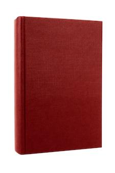 Copertina rossa del libro