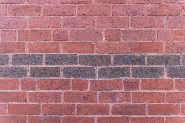 Красный кирпичный фон стены