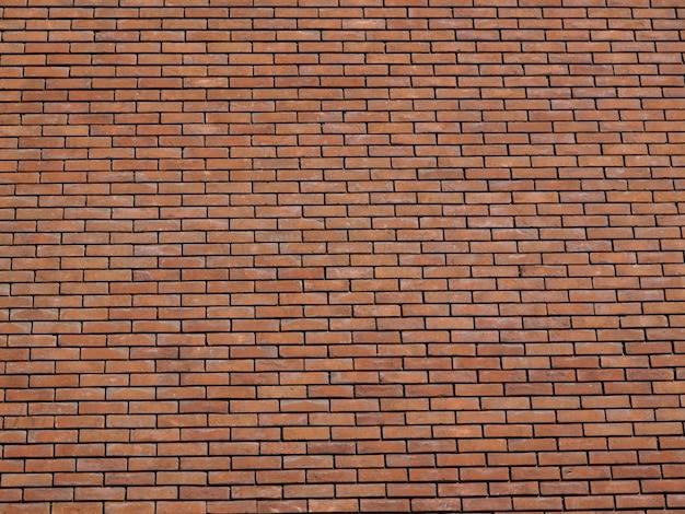Красная кирпичная стена фон