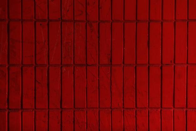 붉은 벽돌 벽입니다. 오래 된 텍스처입니다. 벽지