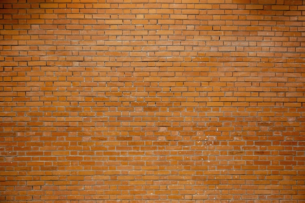Red brick wall texture classic background