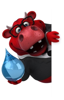 Red bull - 3d иллюстрации